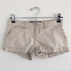 Abercrombie Kids Khaki Shorts 12